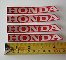 Honda Atv Motorcycle Oem Vinyl Decals Part# 87127-Hn7-A000 Lot of 4