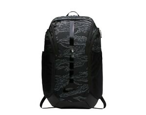 NWT NIKE HOOPS ELITE PRO BLACK ANTHRACITE BACKPACK AWESOME COLOR FAST SHIPPING