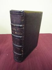 19th Century Circa Bible, KJV Samuel Bagster and Sons