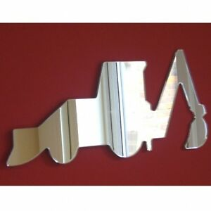 Digger Acrylic Mirror (Several Sizes Available)