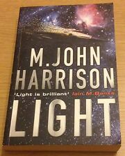 LIGHT M John Harrison Book (Paperback)