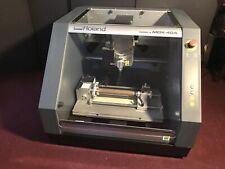 Roland Modela Mdx 40a 3 D Cnc Milling Machine Slightly Used 6000 Obo