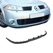 Frontspoiler Spoilerlippe Cup Spoiler Lippe Stoßstange für Renault Laguna II III