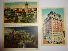 3 Old Baltimore Postcards by Harry P Cann