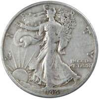 1944 S Liberty Walking Half Dollar VF Very Fine 90% Silver 50c US Coin