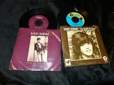Donny Osmond *Twelfth Of Never/Live Is Just+Soldier Of Love Picture Sleeve 45s!