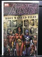New Avengers Most Wanted Files #1 (2006 One-Shot Marvel) 2005 - Combined Shippin