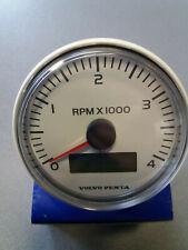 CONTAGIRI 4000 RPM CON DISPLAY VOLVO PENTA BIANCO COD 881652