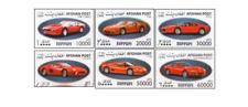AFG9907 Ferrari cars 6 pcs
