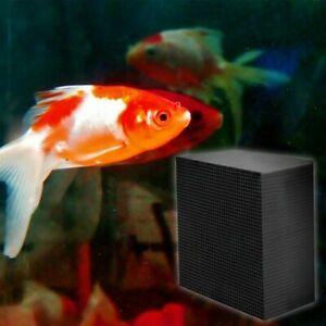 Eco-Aquarium Water Purifier Cubes Fish Tank Activated Carbon Water Clean Filter