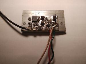 115 Watt 88-108 MHz FM Broadcast Amplifier Module