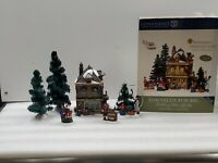 Dept 56 - Beckingham's Christmas Candles (Set of 6) - Dickens' Village Series