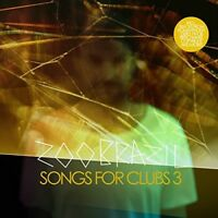 ZOO BRAZIL - SONGS FOR CLUBS 3  CD NEW