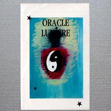 ORACLE LUMIERE - 52 cartes avec livret explicatif - Divinatoire