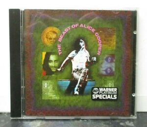 ALICE COOPER ~ The Beast Of Alice Cooper ~ CD ALBUM
