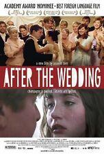 AFTER THE WEDDING - 2006 - orig 27x40 Movie Poster - MADS MIKKELSEN - INDY FILM