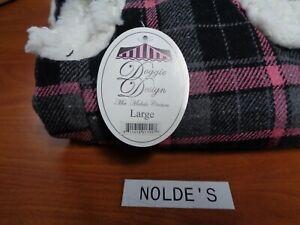 Doggie Design Mia Michele Couture coat Large  SKSD143 DS246 B2