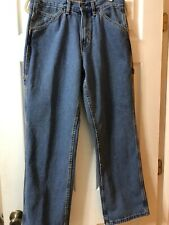 Schmidt Workwear Men's Jeans 30x30 Work Utility Relaxed fit Tough Work Jeans