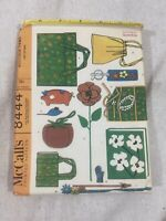 Vintage - McCall Sewing Pattern - 25 Bazaar & Boutique -