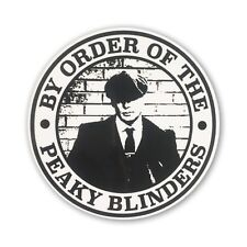 Peaky Blinders Sticker Fits Vespa Sidepanel 145mm Record Box Decal MS58