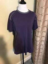 Men's Lululemon Purple T shirt
