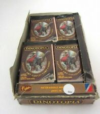1990's James Gurney Dinotopia Collectable Art Trading Card Booster
