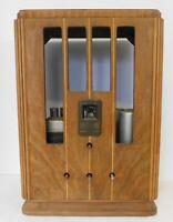 Antique 1935/36 GE A-63 Tabletop Tombstone Radio **Parts/Repair**