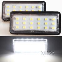 2x LED License Number Plate Light Lamp For TOYOTA LAND CRUISER LEXUS GX470 LX470