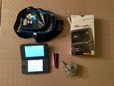 Nintendo New 3DS XL Black Handheld System