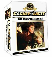 CAGNEY & LACEY the complete series season 1 2 3 4 5 6 & 7. USA region 1. New DVD