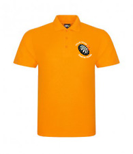 Personalised Darts Polo Shirt With Logo Choose Your Team Name 12 Colours