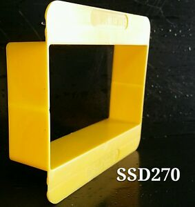 Sockitz Safetyshield Disposable SSD270 2 Gang 30mm X 10no
