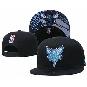 Charlotte Hornets New NBA Snapback Championship Cap Hat