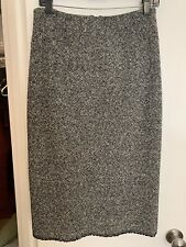 Annette Görtz Designer Virgin Wool Skirt Size 38 Medium