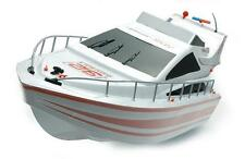 Heng Long GRANDE BIANCO ATLANTIC Vela Yacht RC Da Corsa Velocità Barca Giocattolo modello RTR NUOVO