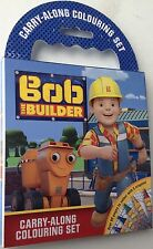 Bob the Builder Carry Along Colouring Set