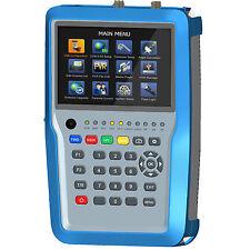 Combo 9000 DVB-S dvb-s2 DVB-T-t2 DVB-C h265 messcomputer satfinder