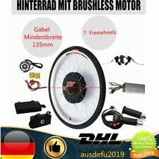 E-bike Conversion Kit 28'' Elektrofahrrad Umbausatz Hinterrad 36V 250 Watt motor