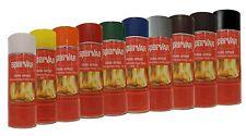 Hochtemperaturspray 400ml Sparvar Auspuffspray Ofenspray bis 650°C Farbe wählbar