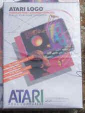 Logo Cartridge New Boxed Atari 400/800/XL/XE No Manual