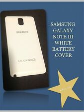OEM Battery Back Cover case Door For Samsung Galaxy Note 3 Sprint N900P White US