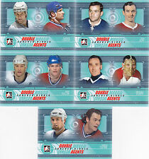 11-12 ITG Darcy Tucker Double Agents Forever Rivals 12-13