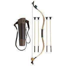 NEW Authentic Disney Store BRAVE Merida Bow and Arrow Archery Set Quiver Costume