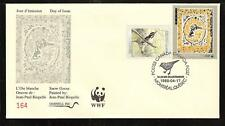 CANADA QUEBEC PROVINCE # QW11A WILDLIFE CONSERVATION 1998 FIRST DAY COVER (2)