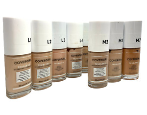 CoverGirl TruBlend Liquid Makeup ~ Choose Your Shade