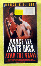 Bruce Lee Fights Back From the Grave ~ New VHS Movie ~ Rare Sealed Video