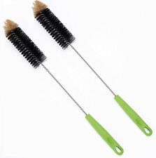 Long Bottle Cleaning Brush 17 Inch Extra Long Brush for Washing Narrow Neck Beer