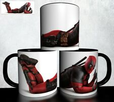 MUG Design - Tasse à café - SUPER HEROS COMICS FUN DEADPOOL Réf 02