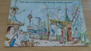AG980: Postcard - Festival of Britain 1951 - The Far Tottering & Oyster Creek Ra