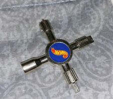 Hot Wheels 4 Way Wrench Tool